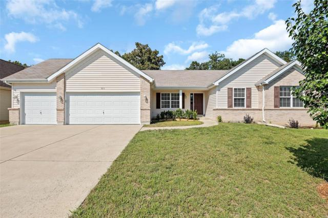 725 Autumnwood Forest Drive, Lake St Louis, MO 63367 (#18075159) :: The Kathy Helbig Group