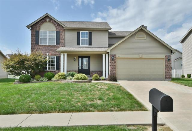 151 Marble Crossing Drive, Wentzville, MO 63385 (#18075223) :: RE/MAX Vision