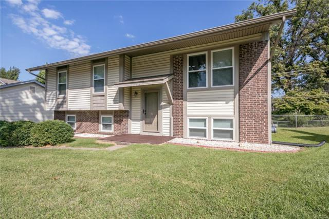 11827 Mckelvey Gardens Drive, Maryland Heights, MO 63043 (#18075249) :: RE/MAX Vision