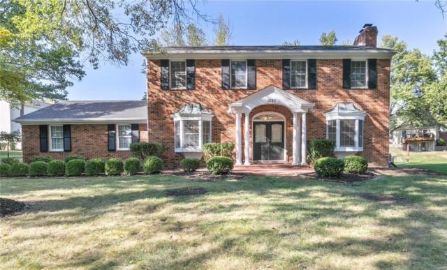 1025 Del Ebro Drive, Ballwin, MO 63011 (#18075289) :: PalmerHouse Properties LLC