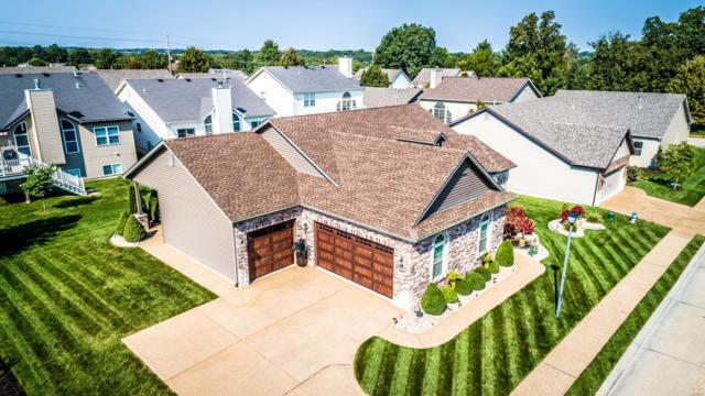 205 Natural Spring, Saint Peters, MO 63366 (#18075310) :: RE/MAX Vision