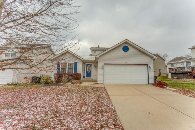 229 Eastbrook Drive, Belleville, IL 62221 (#18075397) :: PalmerHouse Properties LLC