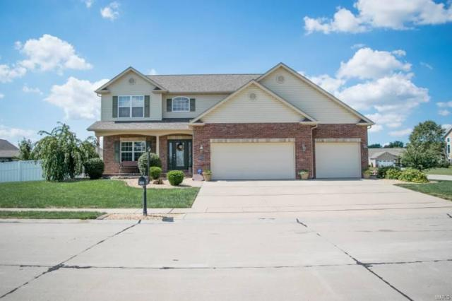 3035 Atlanta Drive, Glen Carbon, IL 62034 (#18075463) :: Fusion Realty, LLC