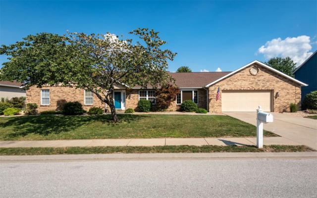 906 Woodlake Court, O'Fallon, IL 62269 (#18075530) :: Fusion Realty, LLC