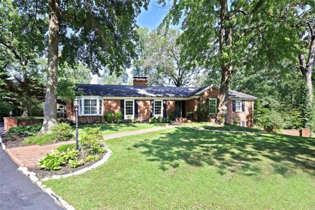 1716 Kenmont Road, Ladue, MO 63124 (#18075616) :: Clarity Street Realty