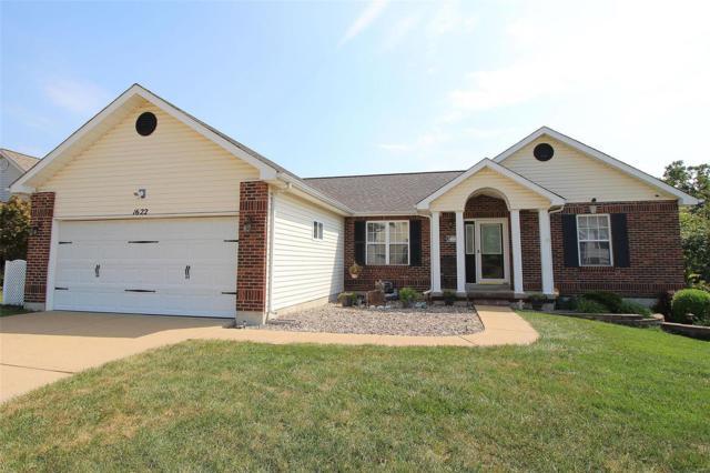 1622 Trinity Circle, Arnold, MO 63010 (#18075664) :: PalmerHouse Properties LLC