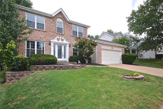 841 Salem Way, Ellisville, MO 63021 (#18075666) :: Walker Real Estate Team