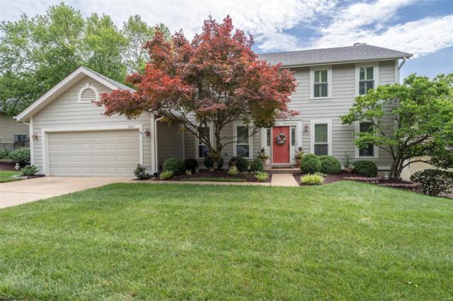 1567 Rosewood Terrace Drive, Ballwin, MO 63021 (#18075693) :: PalmerHouse Properties LLC