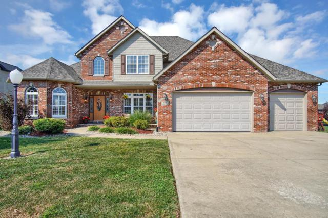 3305 Garvey Lane, Edwardsville, IL 62025 (#18075740) :: Fusion Realty, LLC