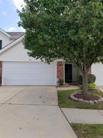 223 Homeshire Circle, Wentzville, MO 63385 (#18075758) :: PalmerHouse Properties LLC
