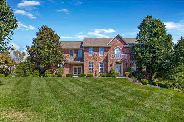 1108 Windridge Estates, Chesterfield, MO 63005 (#18075899) :: The Kathy Helbig Group