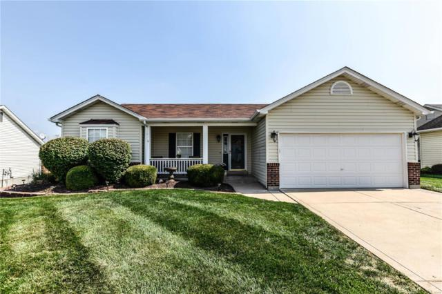 1380 Washingtons Crossing, O'Fallon, MO 63366 (#18075930) :: RE/MAX Vision