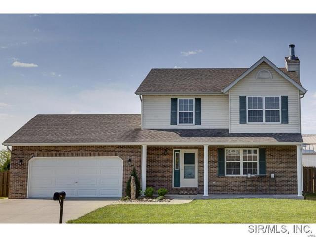 1513 Keck Ridge Drive, O'Fallon, IL 62269 (#18075974) :: Fusion Realty, LLC