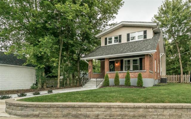 715 N Bompart Avenue, Webster Groves, MO 63119 (#18075980) :: Clarity Street Realty