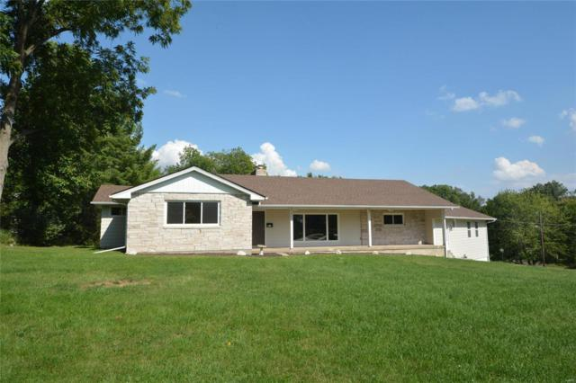 400 Country Club Drive, Hannibal, MO 63401 (#18076028) :: PalmerHouse Properties LLC