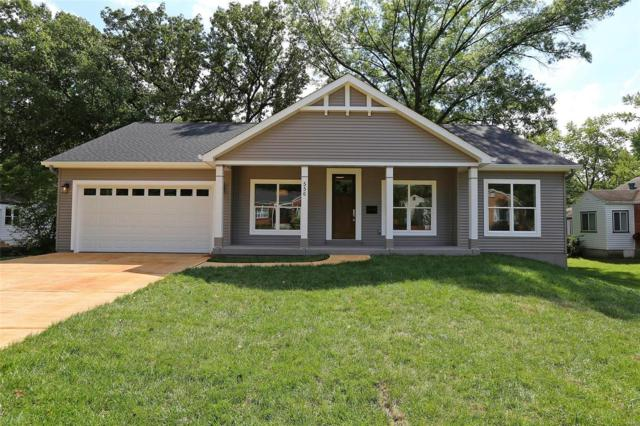 550 Cannonbury, Webster Groves, MO 63119 (#18076072) :: Clarity Street Realty