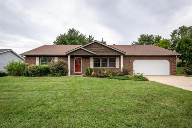 2217 Cotswold Circle, Belleville, IL 62221 (#18076094) :: Fusion Realty, LLC