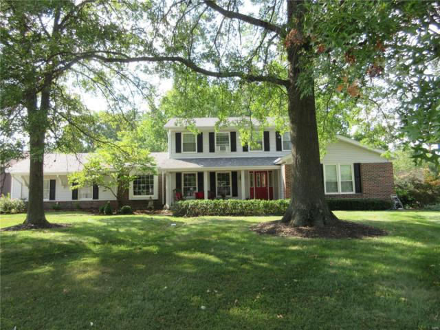 14561 Gatemont Drive, Chesterfield, MO 63017 (#18076142) :: RE/MAX Vision