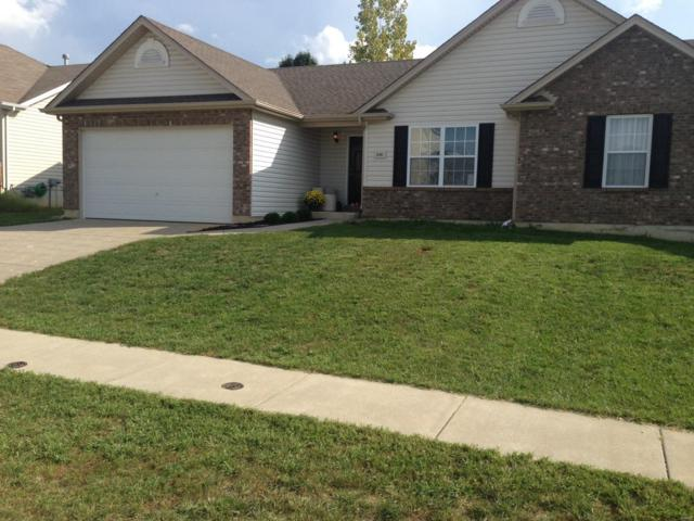 340 Rustic Oaks, Wentzville, MO 63385 (#18076249) :: RE/MAX Vision