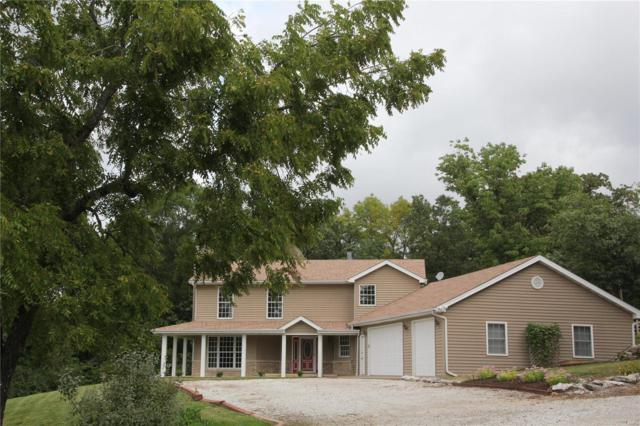 1025 Highway F, Eolia, MO 63344 (#18076335) :: St. Louis Finest Homes Realty Group