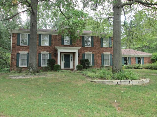 580 Pinetree Lake, Chesterfield, MO 63017 (#18076353) :: RE/MAX Vision