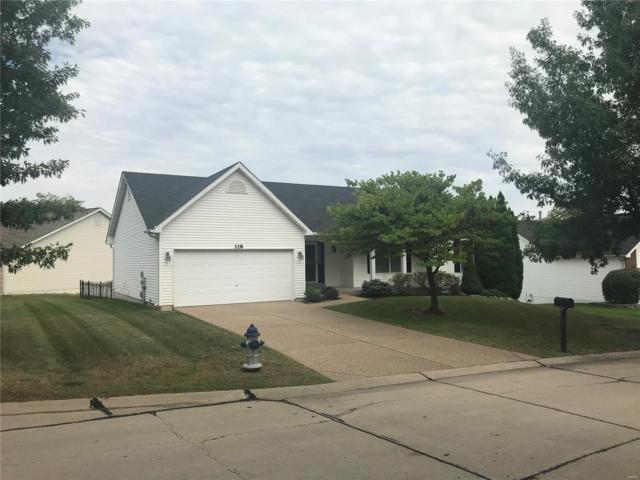 328 Quiet Country, Saint Peters, MO 63376 (#18076361) :: RE/MAX Vision