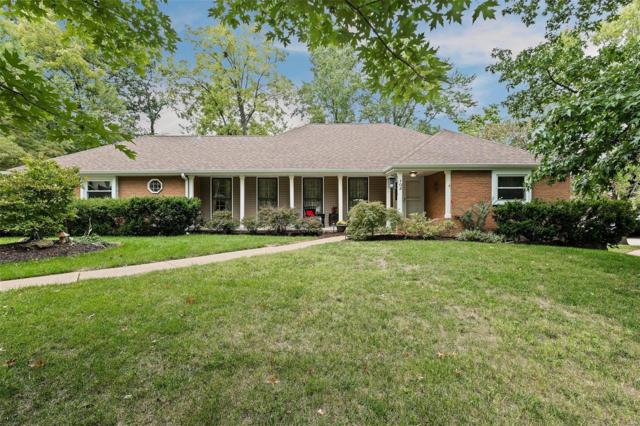 102 Sheffield, Ballwin, MO 63011 (#18076463) :: RE/MAX Vision