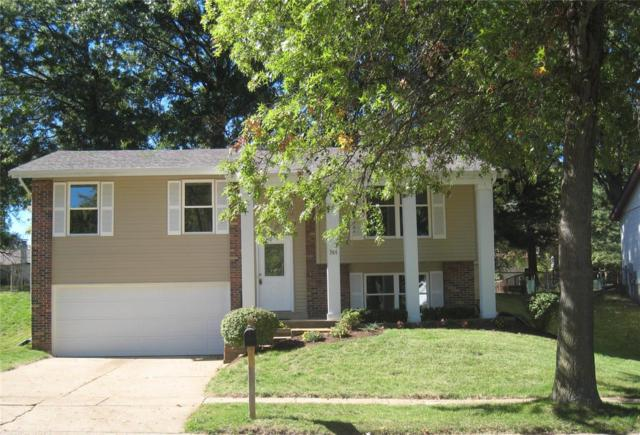 364 Towerwood Drive, Ballwin, MO 63021 (#18076602) :: The Becky O'Neill Power Home Selling Team