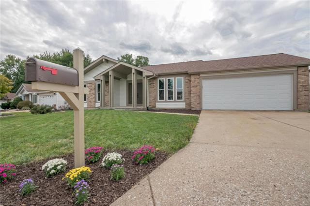 1 Dellwood Court, Saint Peters, MO 63376 (#18076622) :: RE/MAX Vision