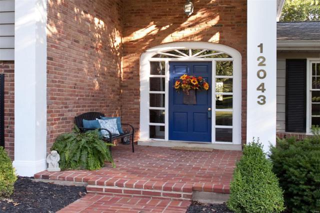 12043 Point Oak Road, St Louis, MO 63131 (#18076635) :: Clarity Street Realty