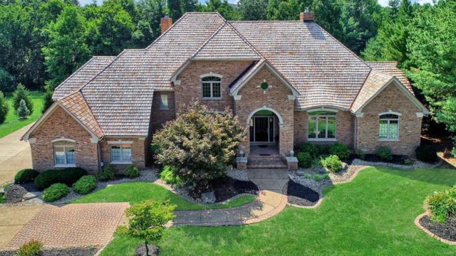 2 Greystone Lane, Edwardsville, IL 62025 (#18076726) :: Holden Realty Group - RE/MAX Preferred
