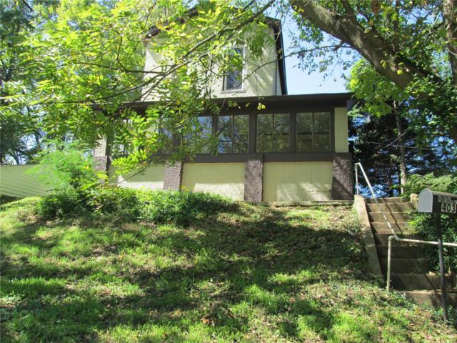 403 N Douglas Avenue, Belleville, IL 62220 (#18076783) :: Barrett Realty Group