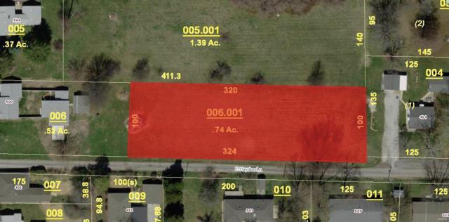 0 E Hayden Lane, Maryville, IL 62062 (#18076795) :: Walker Real Estate Team