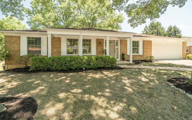 252 Monroe Mill, Ballwin, MO 63011 (#18076888) :: Walker Real Estate Team