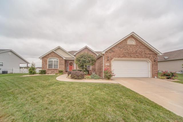 513 Whetstone Lane, Mascoutah, IL 62258 (#18076894) :: Walker Real Estate Team