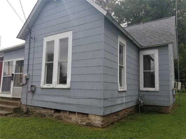 472 W St Louis Street, NASHVILLE, IL 62263 (#18077045) :: Barrett Realty Group