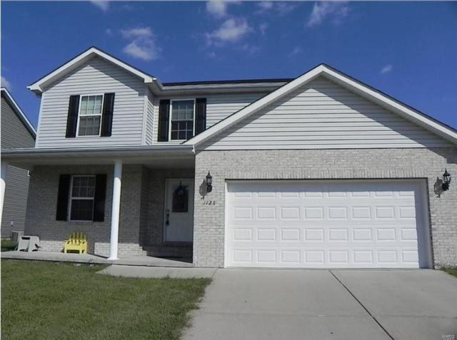 1128 Beechcraft Boulevard, Mascoutah, IL 62258 (#18077279) :: Fusion Realty, LLC