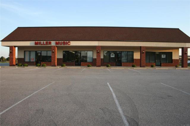 4510 N Illinois Street #1, Swansea, IL 62226 (#18077304) :: Fusion Realty, LLC