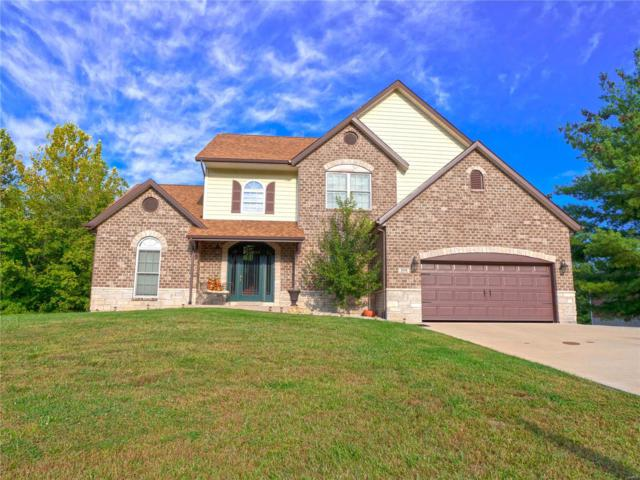 1614 Gedern Drive, Columbia, IL 62236 (#18078519) :: Holden Realty Group - RE/MAX Preferred