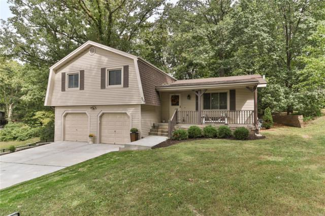 508 Oak Hill Drive, Lake St Louis, MO 63367 (#18078570) :: Holden Realty Group - RE/MAX Preferred