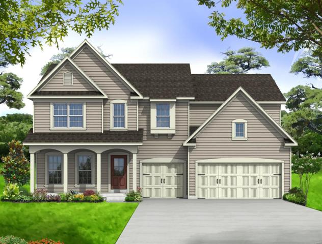 214 Carlton Point (Lot 142D) Drive, Wentzville, MO 63385 (#18078719) :: The Becky O'Neill Power Home Selling Team
