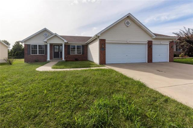 9308 Marberry Drive, Fairview Heights, IL 62208 (#18078748) :: Fusion Realty, LLC