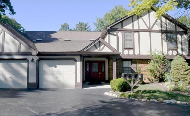 1603 Walpole B, Chesterfield, MO 63017 (#18078749) :: Walker Real Estate Team