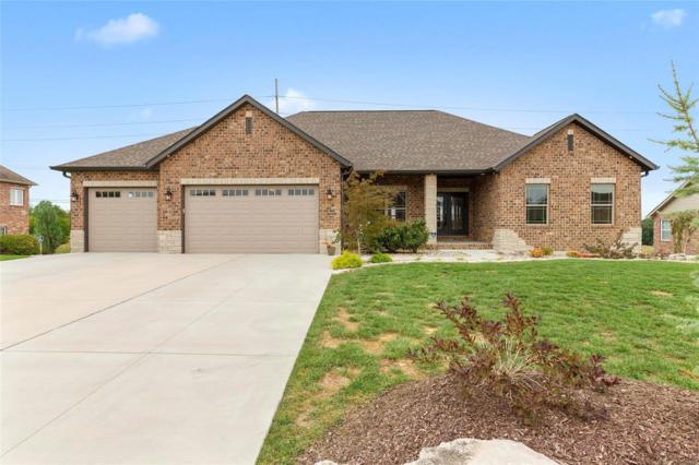 1509 Shadow Ridge, Columbia, IL 62236 (#18078826) :: Holden Realty Group - RE/MAX Preferred