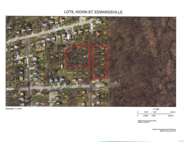 0 Kiowa Street, Edwardsville, IL 62025 (#18078837) :: The Becky O'Neill Power Home Selling Team