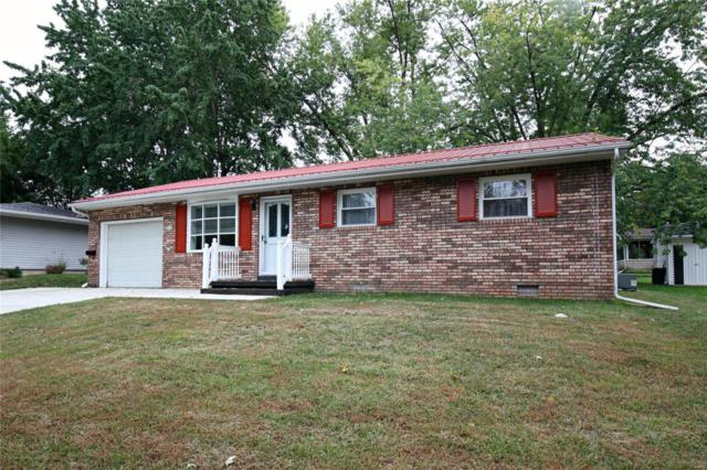1508 Morning Glory Drive, Vandalia, IL 62471 (#18078886) :: The Kathy Helbig Group