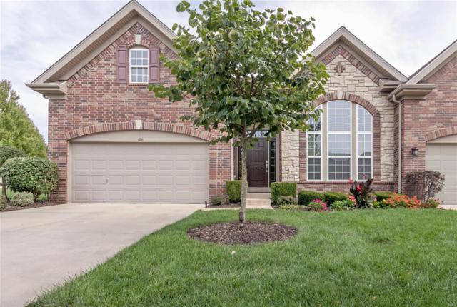 128 Kendall Bluff Court, Chesterfield, MO 63017 (#18079014) :: RE/MAX Professional Realty