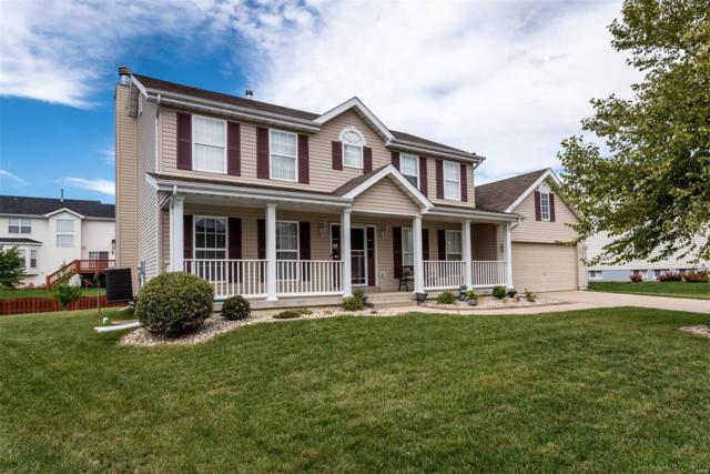 6805 Wellington Valley Court, Fairview Heights, IL 62208 (#18079028) :: Fusion Realty, LLC