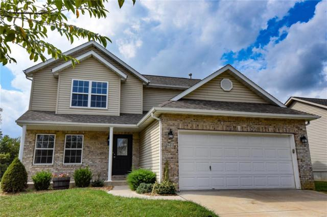 941 Pacific Crossing Drive, O'Fallon, IL 62269 (#18079074) :: The Kathy Helbig Group