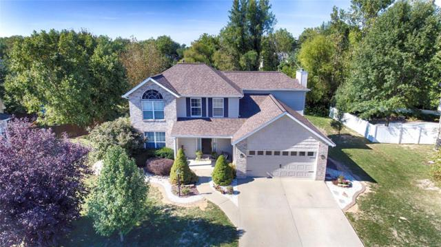 7011 Remington Court, Edwardsville, IL 62025 (#18079202) :: The Kathy Helbig Group